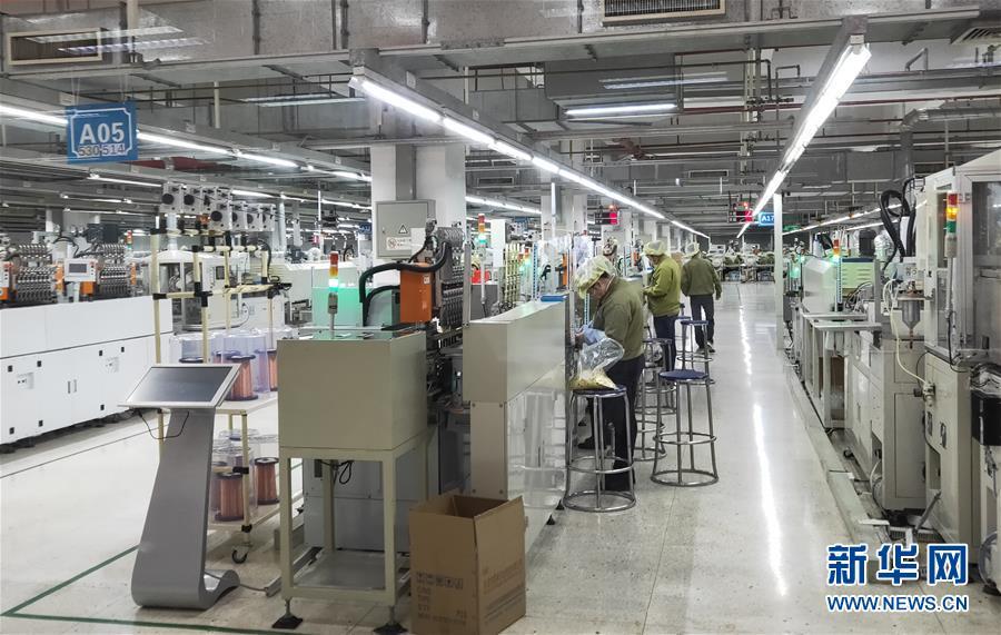 (来自经济前沿的故事·企业复工复产·图文互动)(1)看1500多名工人是如何复工的?——湖南郴州一家企业复工目击记