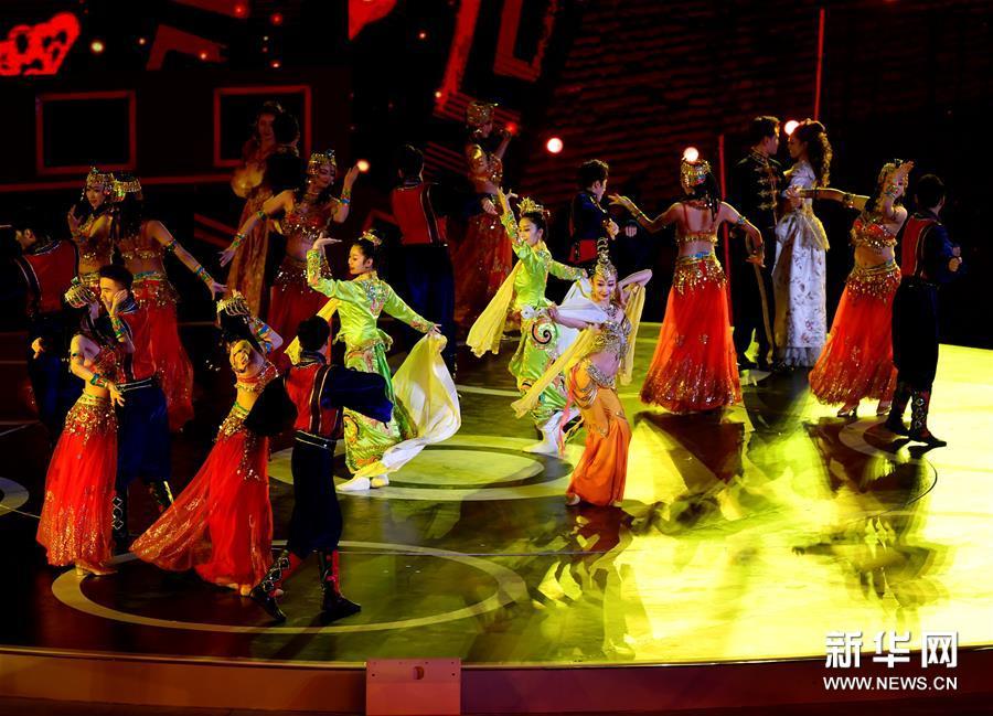 (文化)(6)第七届丝绸之路国际电影节在西安开幕