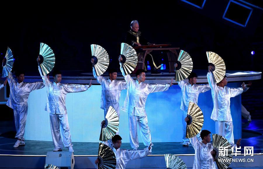 (文化)(5)第七届丝绸之路国际电影节在西安开幕